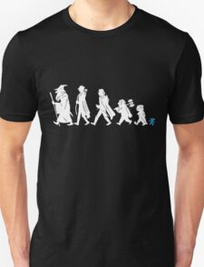 Funny Fellowship of The Ring T-Shirt