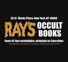 Ray's Occult Books by andalsothis