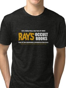 Ray's Occult Books Tri-blend T-Shirt