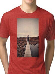Boardwalk Tri-blend T-Shirt