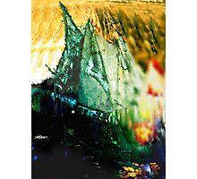Explosion at Sea Photographic Print