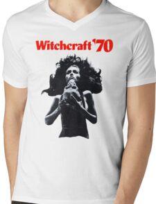 Witchcraft '70 movie shirt! Mens V-Neck T-Shirt