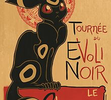 Le Evoli Noir by Missy Pena