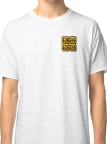 K-O-N-G Letters Classic T-Shirt