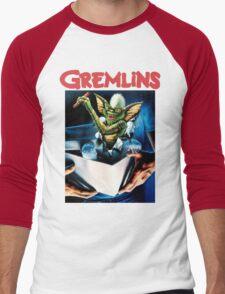 Gremlins Shirt! Men's Baseball ¾ T-Shirt