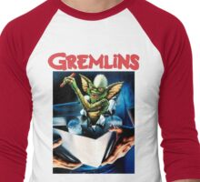 Gremlins Shirt! Men's Baseball ¾ T-Shirt