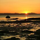 Portmahomack Sunset by Steven McEwan