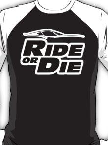 Paul Walker - Ride or Die I - A Tribute T-Shirt