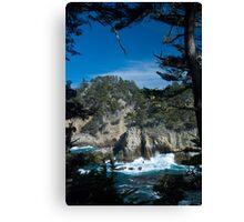 Cypress Cove Canvas Print