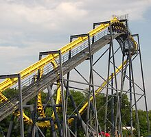 American Thunder, Six Flags St. Louis by coasterfan94