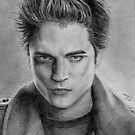 Edward Cullen poster by llvllagic