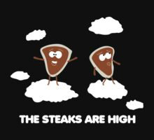 The Steaks Are High by SpiceTeen