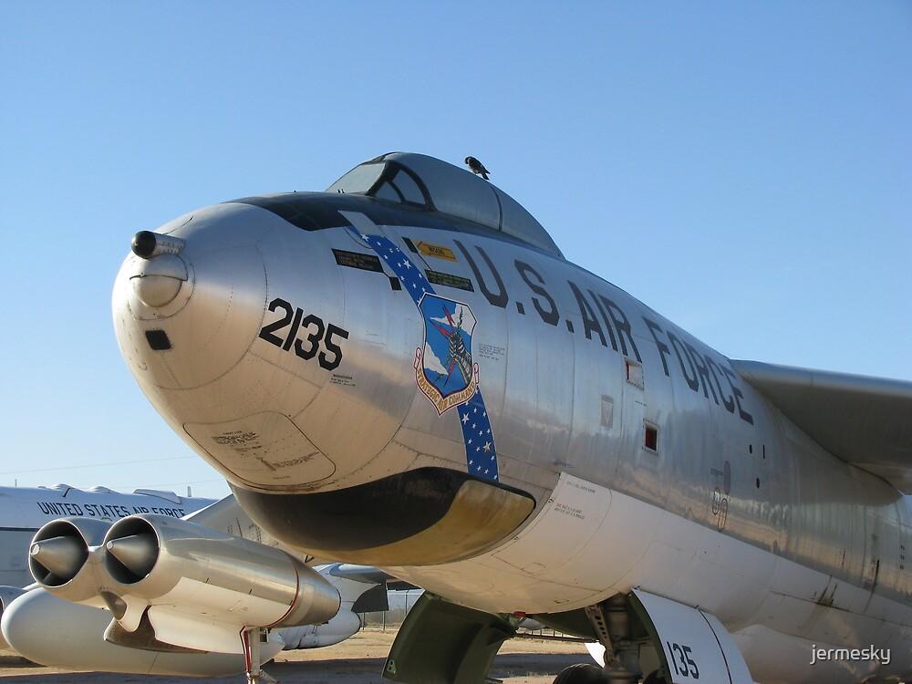 B-47 Stratojet by jermesky
