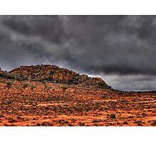 Overdue Rain Photographic Print