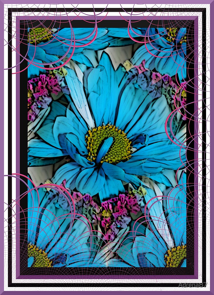 Birthday Bouquet by Adrena87