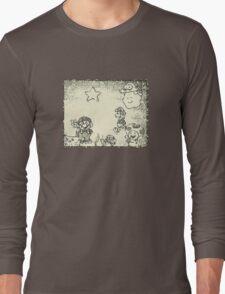Game Boy Camera Long Sleeve T-Shirt