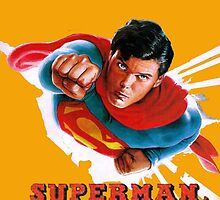 Christopher Reeve Superman O Superman  by Charlottesw3b