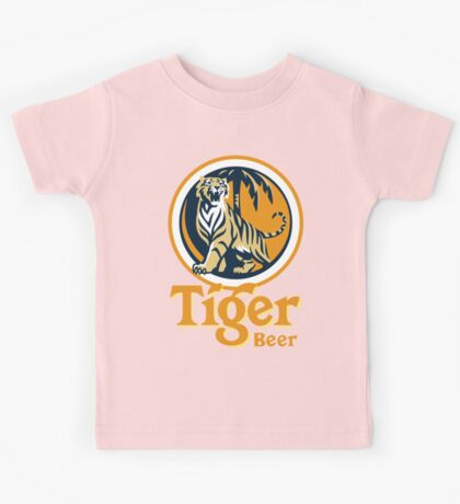Tiger Beer Kids Tee