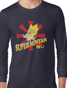 Super-Minyan Long Sleeve T-Shirt