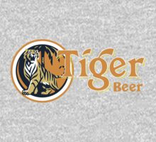 Tiger Beer One Piece - Long Sleeve