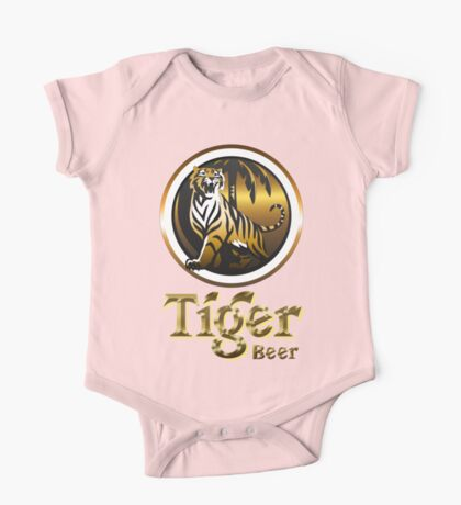 Tiger Beer One Piece - Short Sleeve
