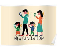 New generation Poster