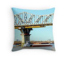 See The Yellow.  That is what the men stand on while working Throw Pillow