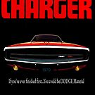 Dodge Charger by Mike Pesseackey (crimsontideguy)