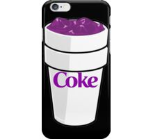 Codeine Coke iPhone Case/Skin