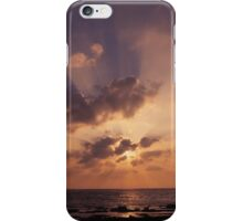 Sun Behind the Cloud iPhone Case/Skin