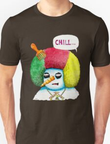 Frosty the Fro-man Unisex T-Shirt