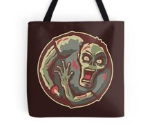 Zombies All Around Tote Bag