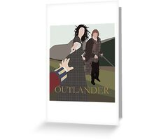 Outlander - The Series - Part II Greeting Card