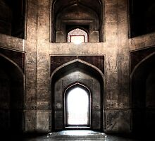 The lighted Tomb by Sundar Singh