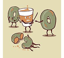 Decap Coffee Photographic Print