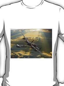 ''The departure'' T-Shirt