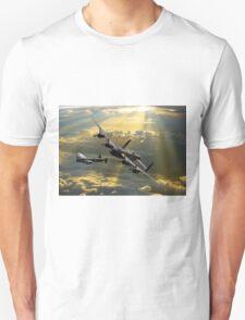 ''The departure'' Unisex T-Shirt