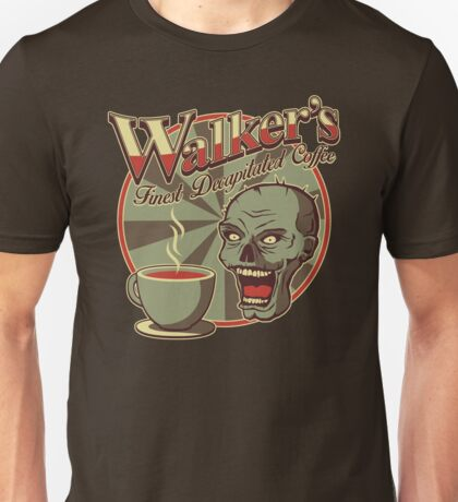 Walker's Decap Coffee T-Shirt