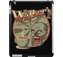 Walker's Decap Coffee iPad Case/Skin