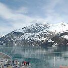 Mendenhall Glacier, Alaska by Margaret  Shark