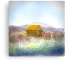 The Tiny House Canvas Print