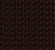 neonflash art scarf & bedroom duvet by neonflash
