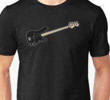 Precision Bass Black/Black/Maple Unisex T-Shirt
