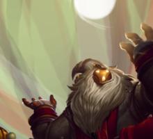 Bard - League of Legends Sticker