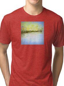 The Lake's Edge Tri-blend T-Shirt