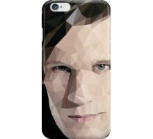 Tenth Doctor Triangles iPhone Case/Skin