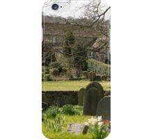 ADDINGHAM CHURCH, WEST YORKSHIRE iPhone Case/Skin