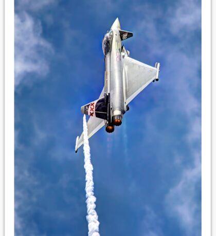 Eurofighter Typhoon - Venting ! - Farnborough 2014 Sticker