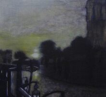 Parisian night by missstudio