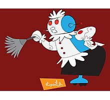 Rosie from Jetsons Photographic Print